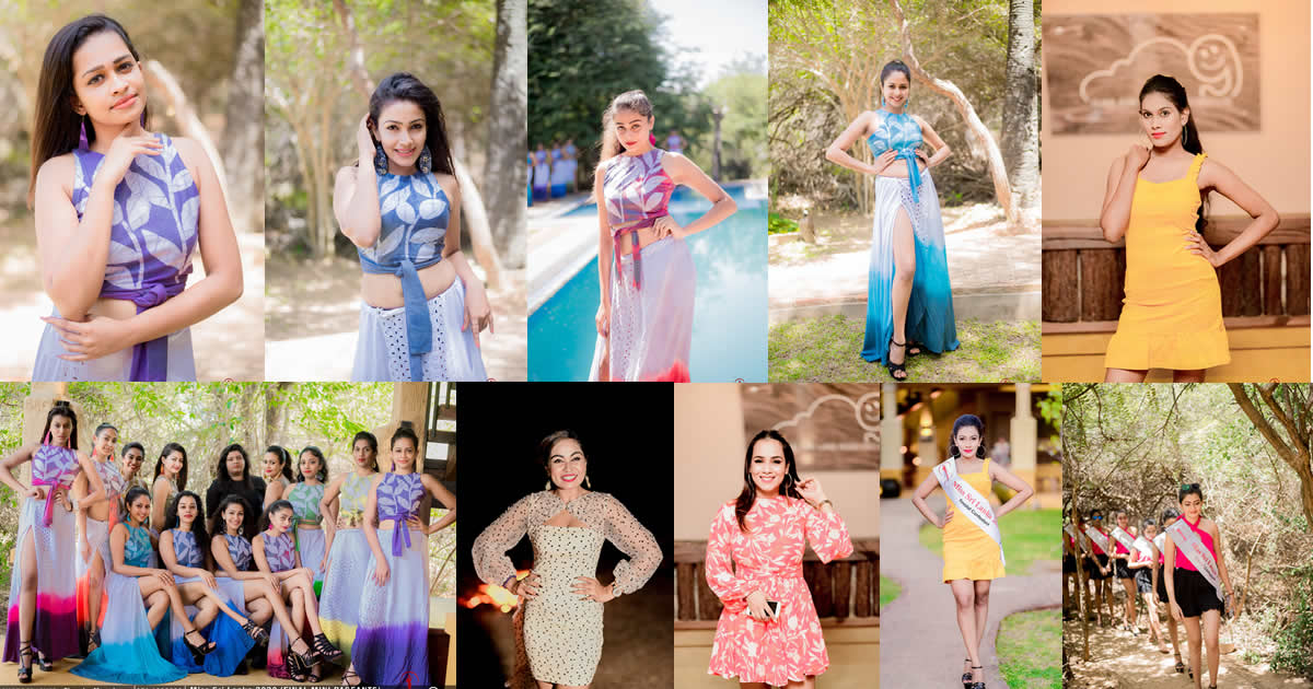 Miss Sri Lanka 2020 (Final Mini Pageants)