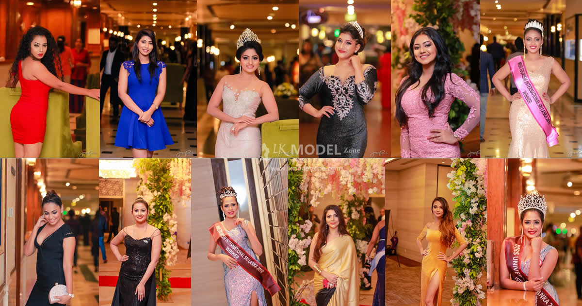 The Most Glamorous Beauty Pageant in Sri Lanka Grand Final 2019