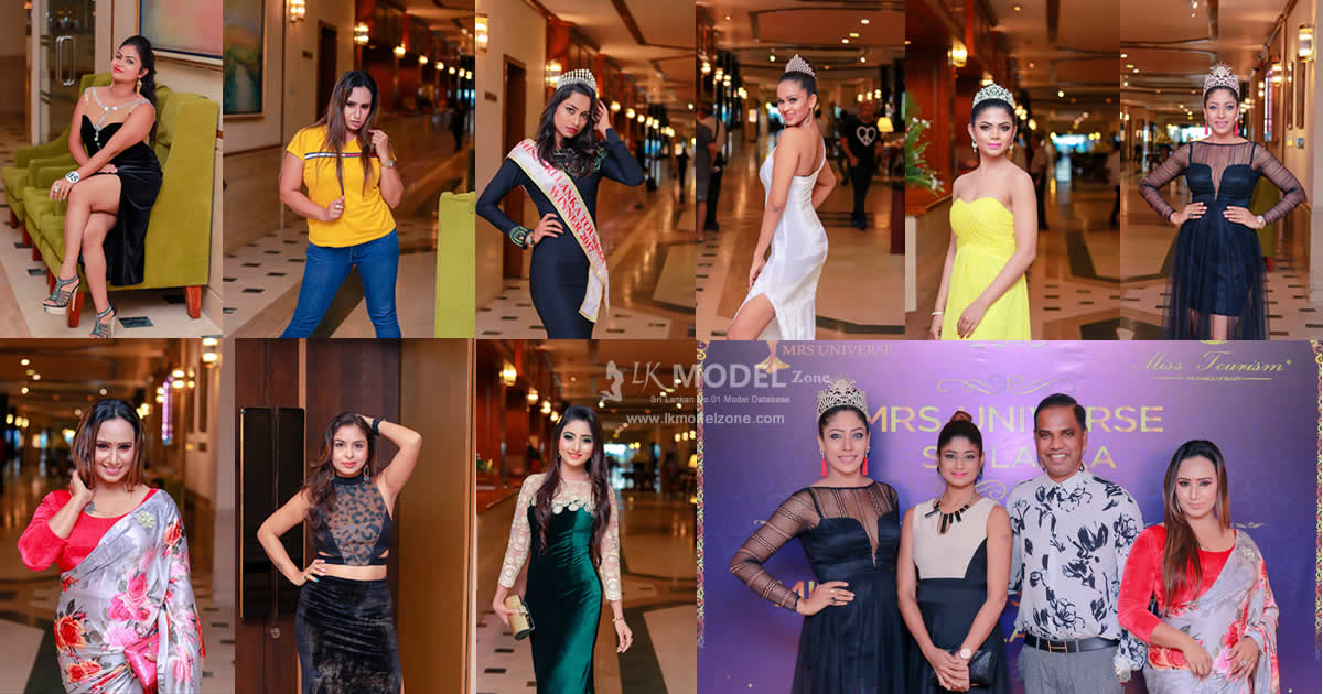 Miss Sri Lanka for Miss Tourism World Audition 2018