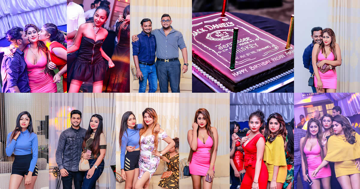 Pasan Amaraweera Birthday Celebration 2018