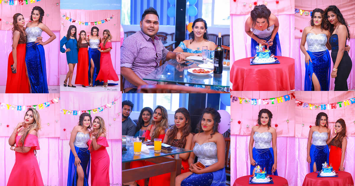 Koshi Perera 25th Birthday Celebration 2018