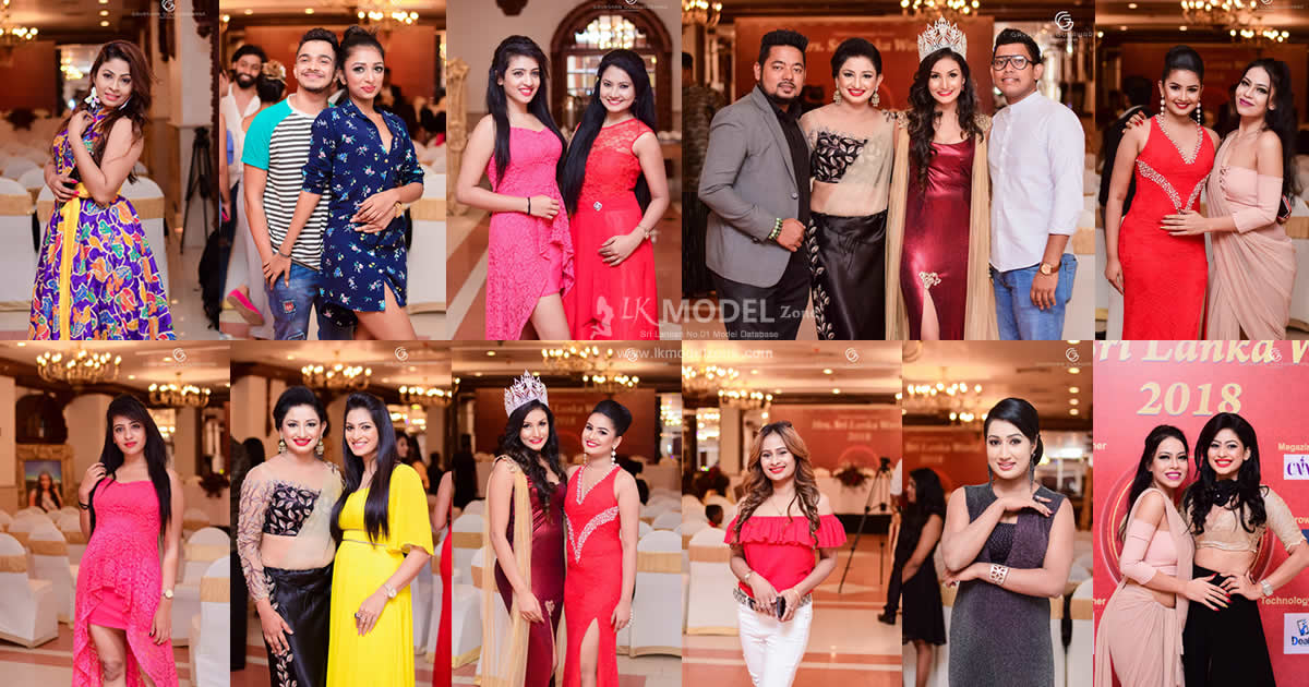 Mrs Sri Lanka World 2018 Auditions