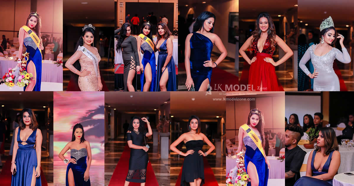 Miss & Mrs World Nobel Queen Srilanka 2018 Grand Finale