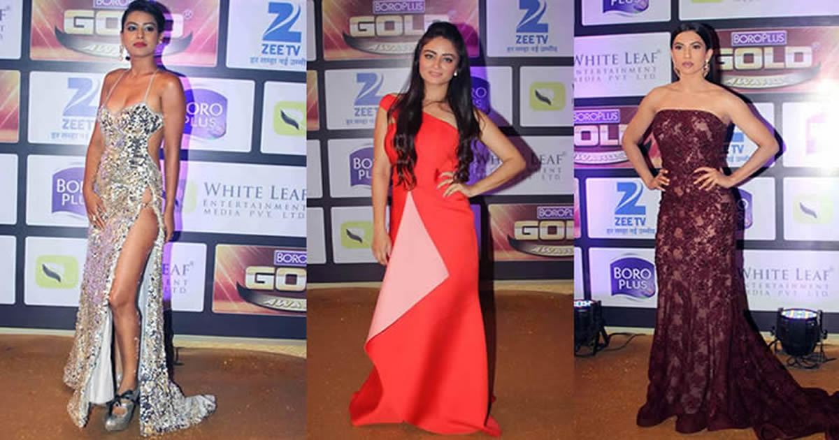 9th Zee TV Boroplus Gold Awards 2016