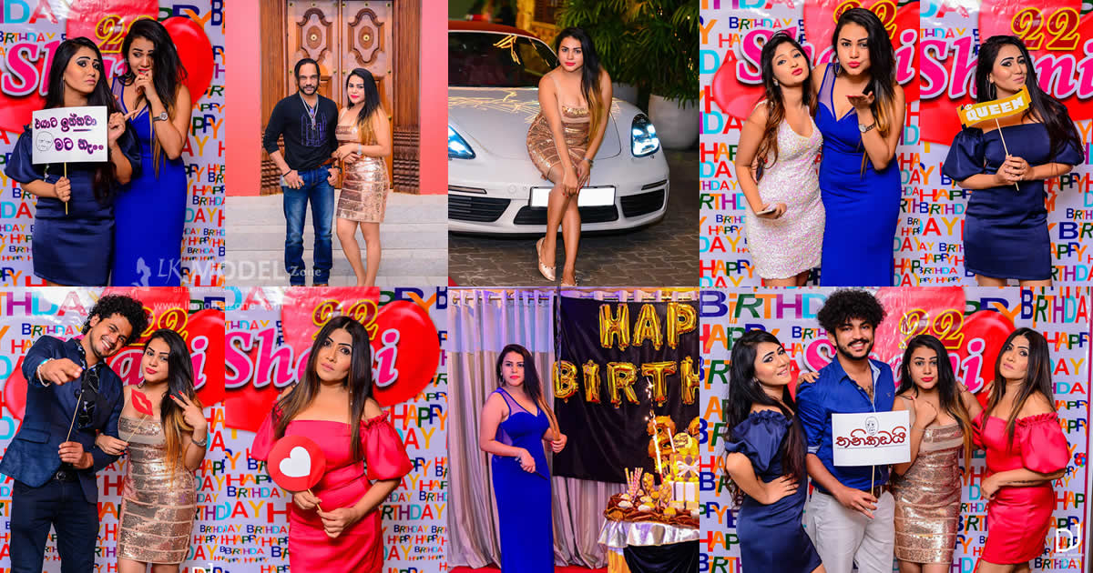Shani Perera 22nd Birthday Celebration 2018