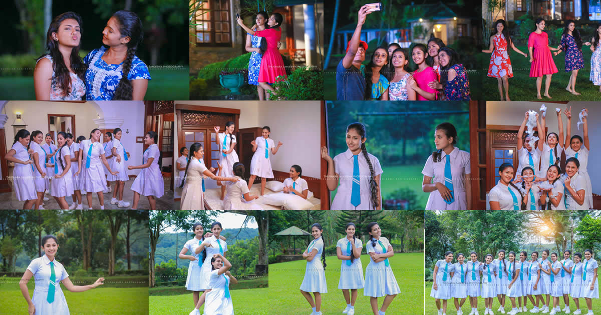 School Trip On Location - Deweni Inima Teledrama (දෙවෙනි ඉනිම)