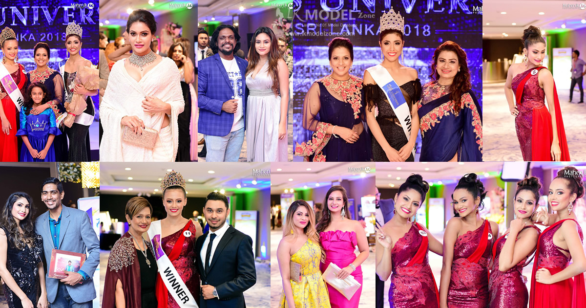 Siyatha Miss World Sri Lanka 2018