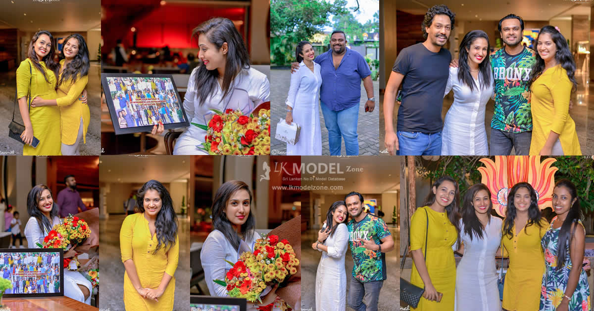 Dinithi Walgamage Birthday Celebration 2019