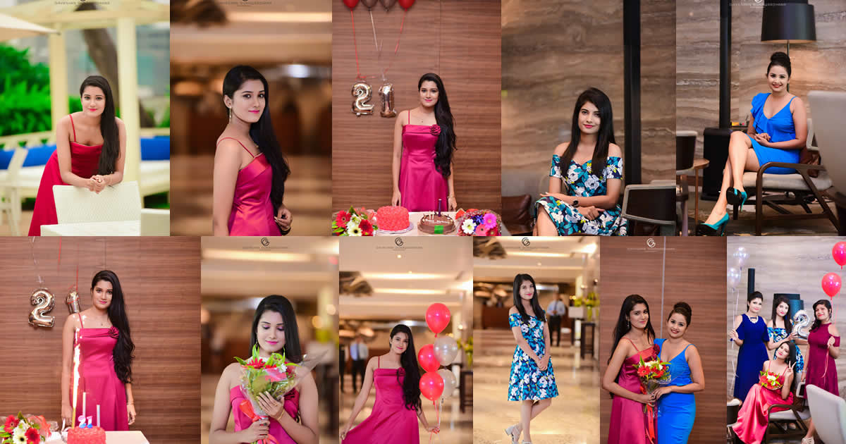 Kithma De Silva 21st Birthday Celebration 2018