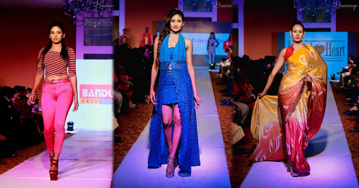 Ceylon Fashion Week 2016