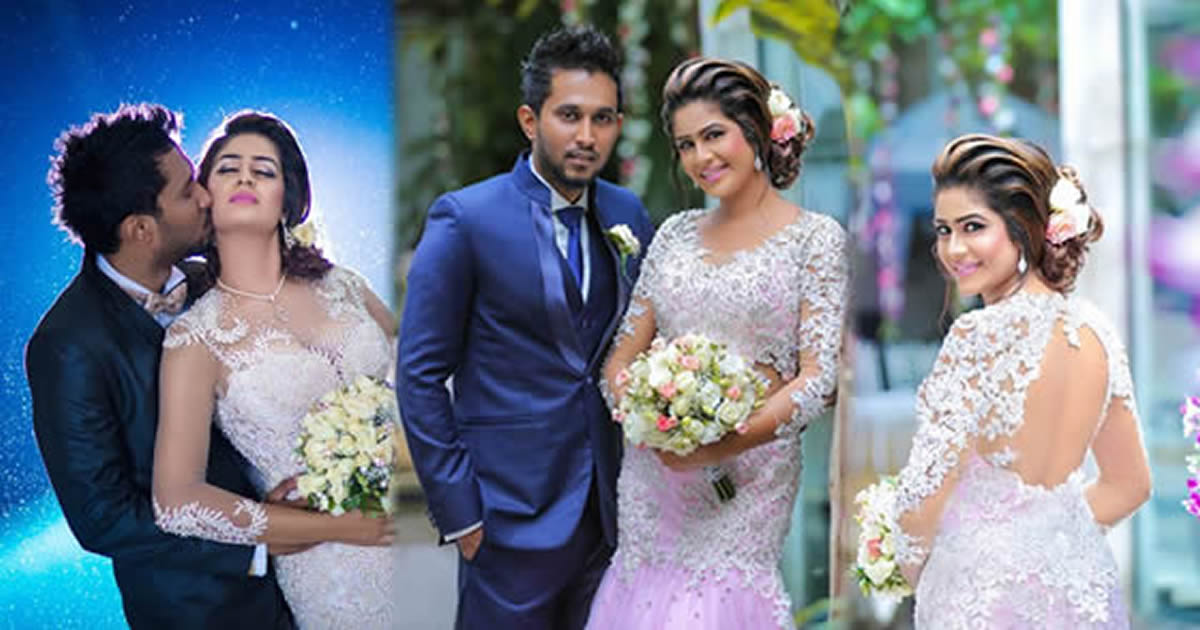 Actress Maheshi Madushanka Engagement