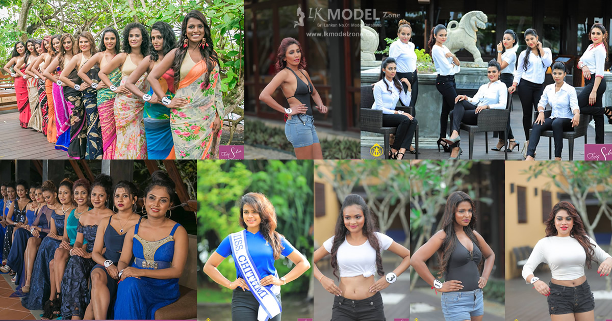 Mrs Sri Lanka Universe & Miss Sri Lanka Tourism World 2018
