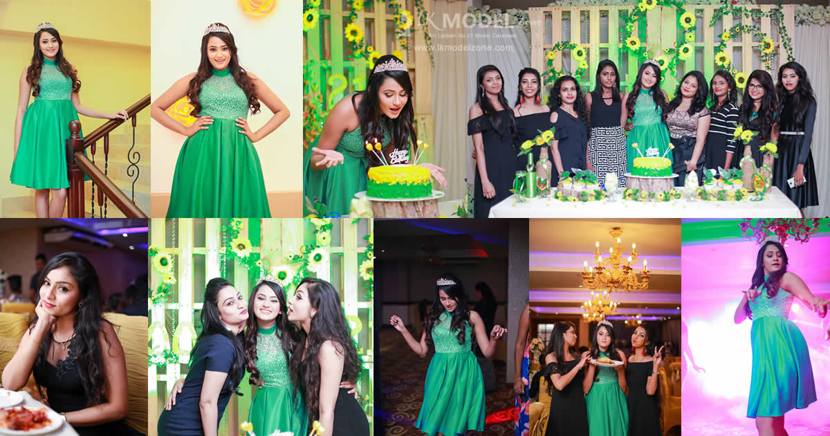 Poojani Bhagya 21st Birthday Celebration 2019