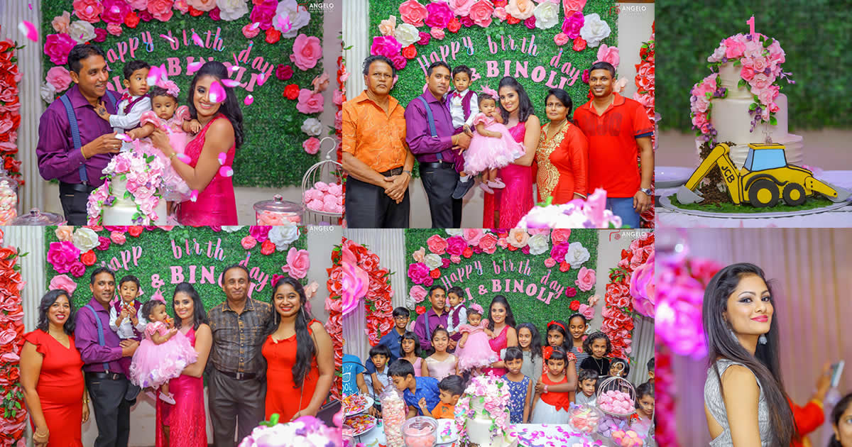 Manjula Kumari Baby 1st Birthday Celebration 2019
