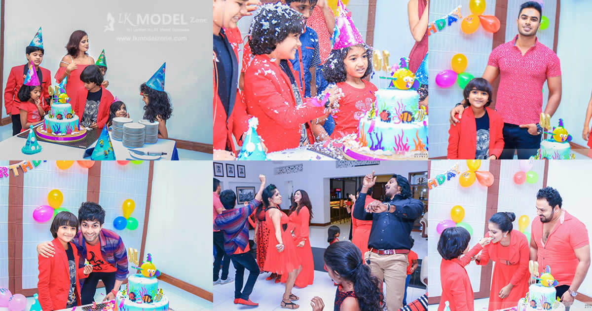 Nethma Akashmitha (SIDU) Birthday Celebration 2017