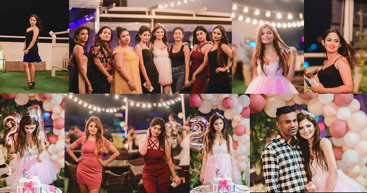 Hasini Samuel 21st Birthday Celebration 2019