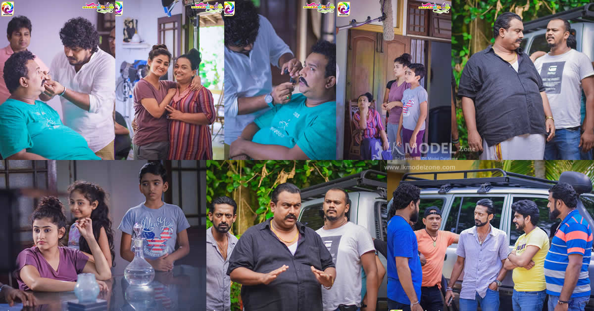 Sillara Samanallu Teledrama On Location