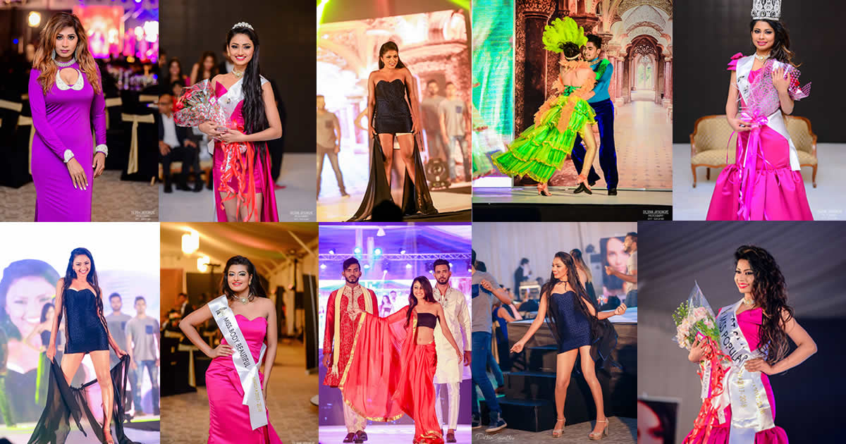 Mr & Miss Global YOUTH Ambassador - Sri Lanka Grand Finale 2017