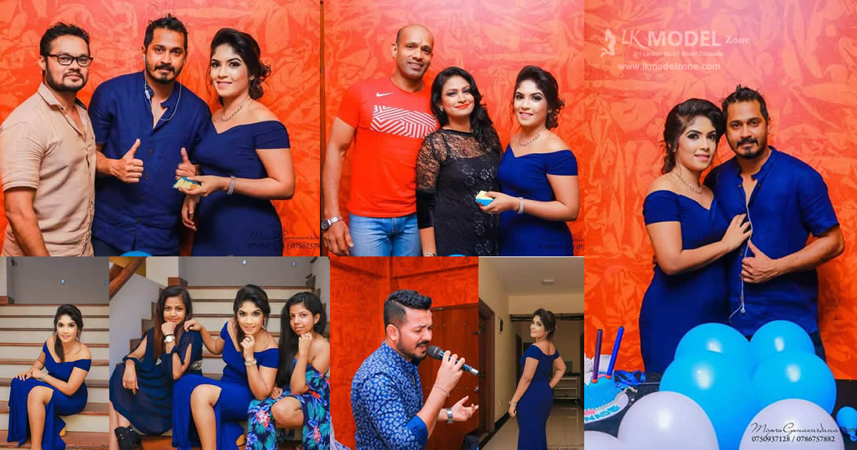 Givantha Arthasath Girlfriend Birthday Celebration 2018