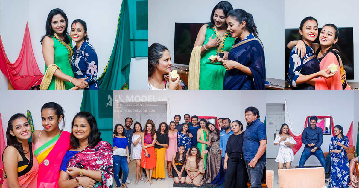 Dinakshie Priyasad Surprise Birthday Celebration 2018
