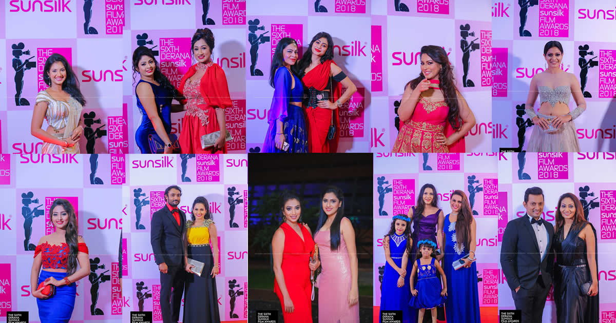 The 6th Derana Sunsilk Film Awards 2018