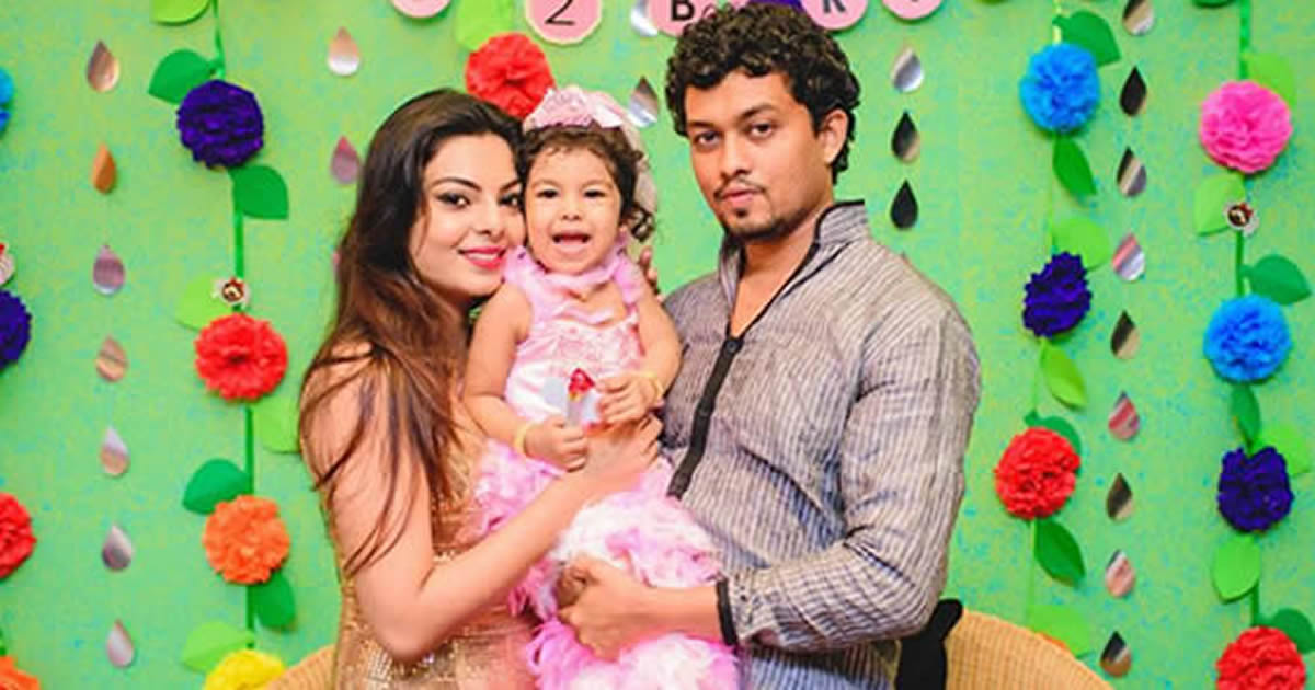 Abhisheka Wimalaweera Little 2nd Birthday Celebration