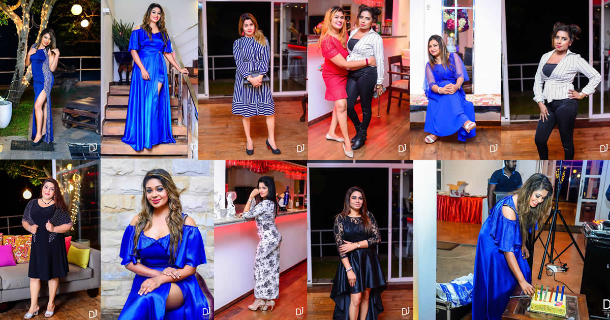 Dinusha Manjula Priyadarshani Birthday Celebration 2019
