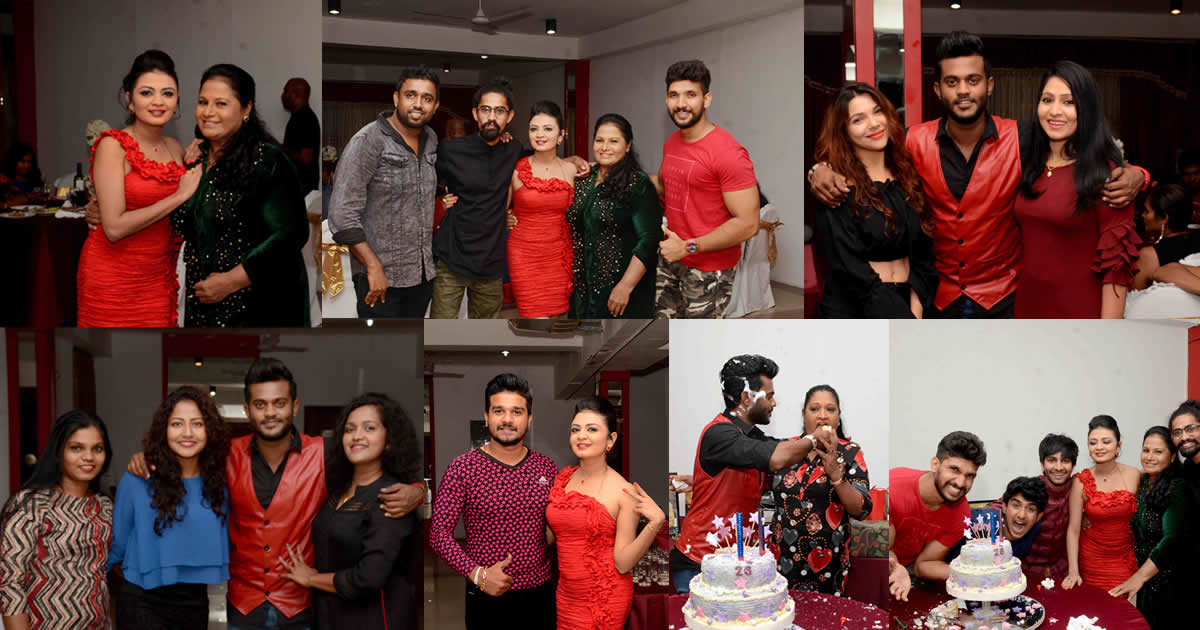Sithija Sachith Jayasekara Birthday Celebration 2018