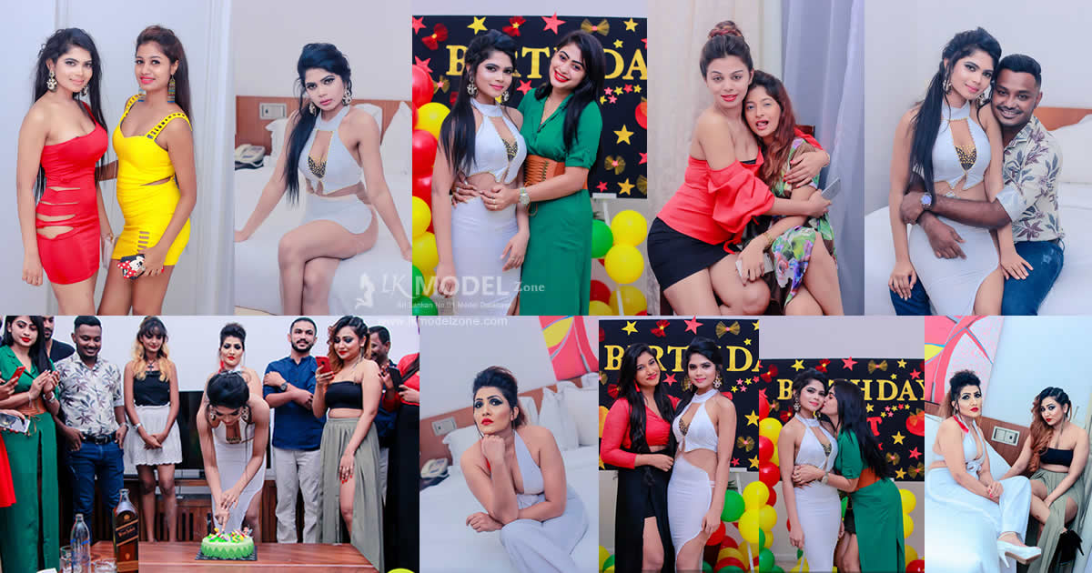 Hasini Samuel 20th Birthday Celebration 2018