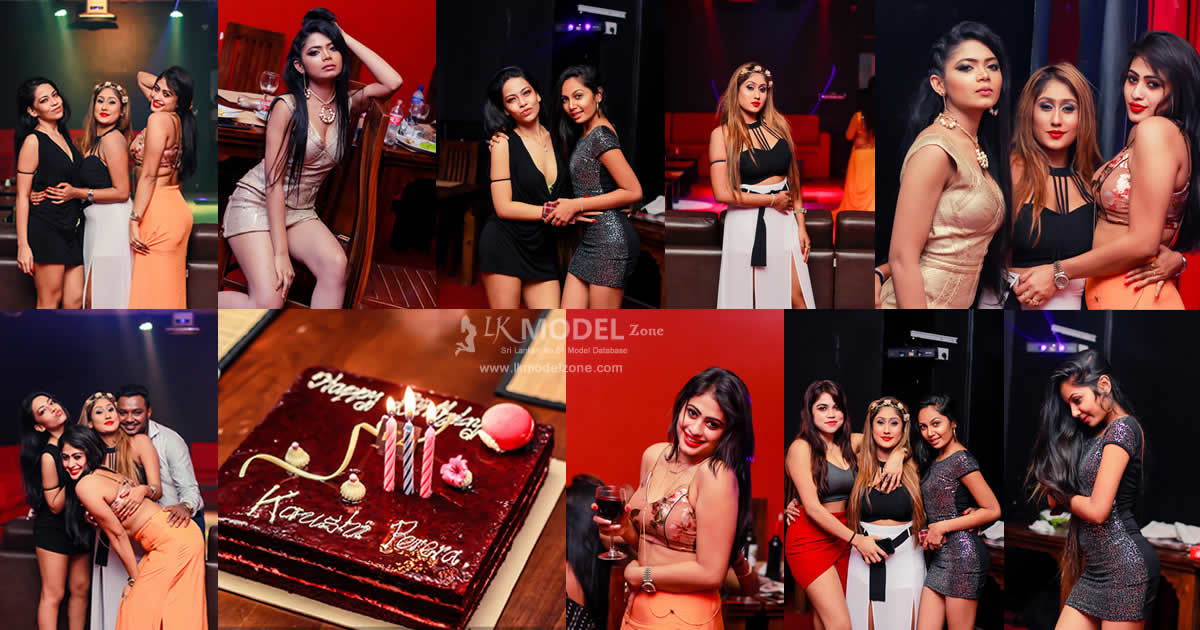Kaushi Perera 19th Birthday Celebration 2018