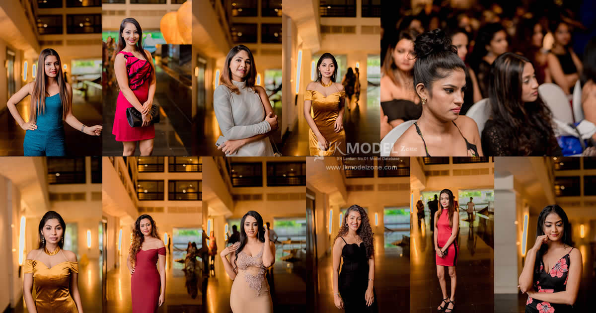 Miss Sri Lanka 2020 Auditions