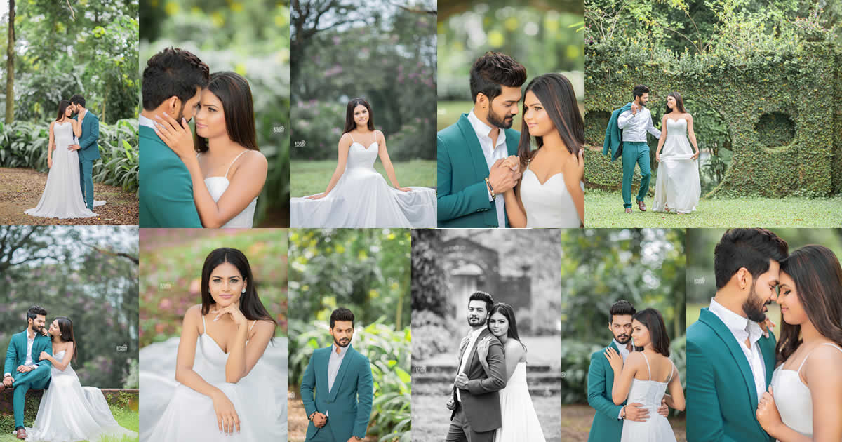 Aruni & Harshana Bethmage Pre Wedding Shoot
