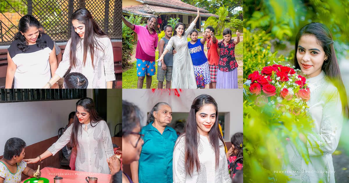 Menaka Madhuwanthi Birthday Celebration 2017