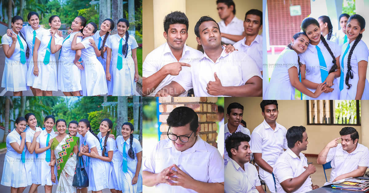 Deweni Inima Teledrama On Location (දෙවෙනි ඉනිම) - Album 2