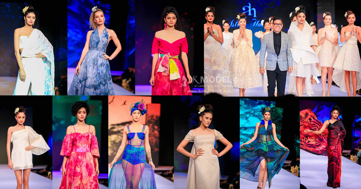 Colombo Fashion Week 2018