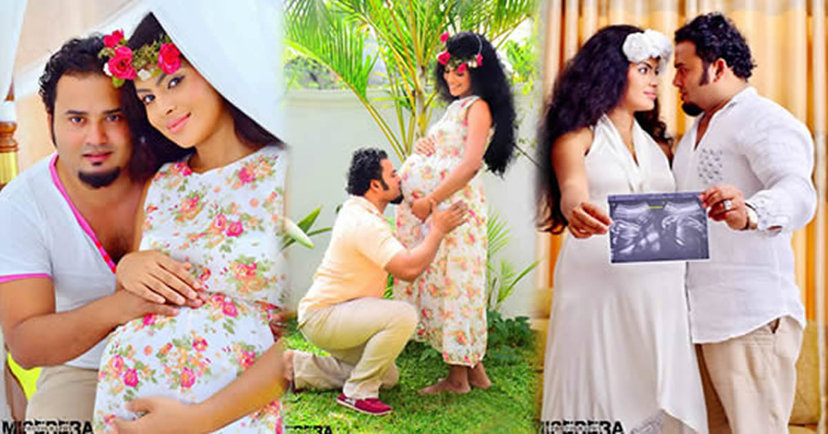 Samadhi Arunachaya s Pregnancy Photo Shoot