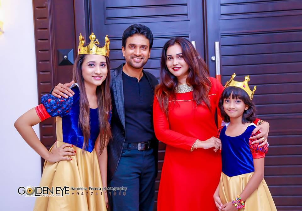 Maleesha and Duasha Birthday Celebration 2016